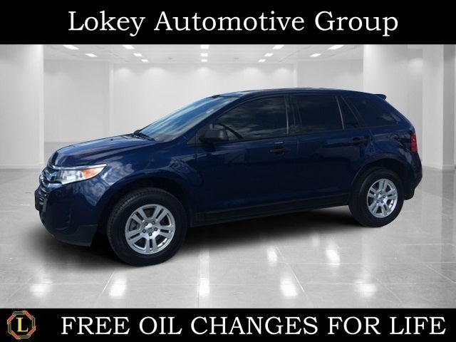Ford Edge Se In Clearwater Fl Lokey Kia