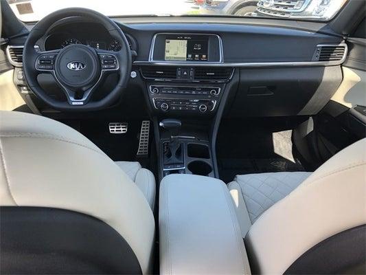 2017 Kia Optima Sxl Turbo >> 2017 Kia Optima Sxl Turbo