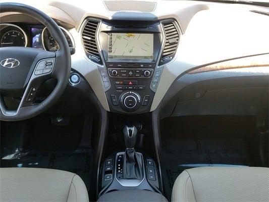 2017 Hyundai Santa Fe Limited Ultimate In Clearwater Fl Lokey Kia